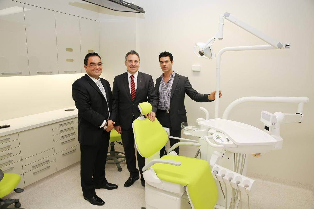 Dr Nabil Matti dental rooms